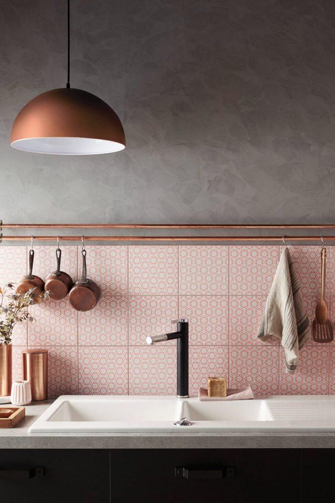 trang trí nhà màu hồng ED TIPS 7