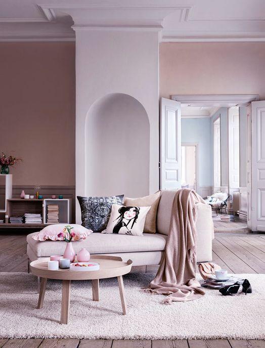 trang trí nhà màu hồng ED TIPS 8