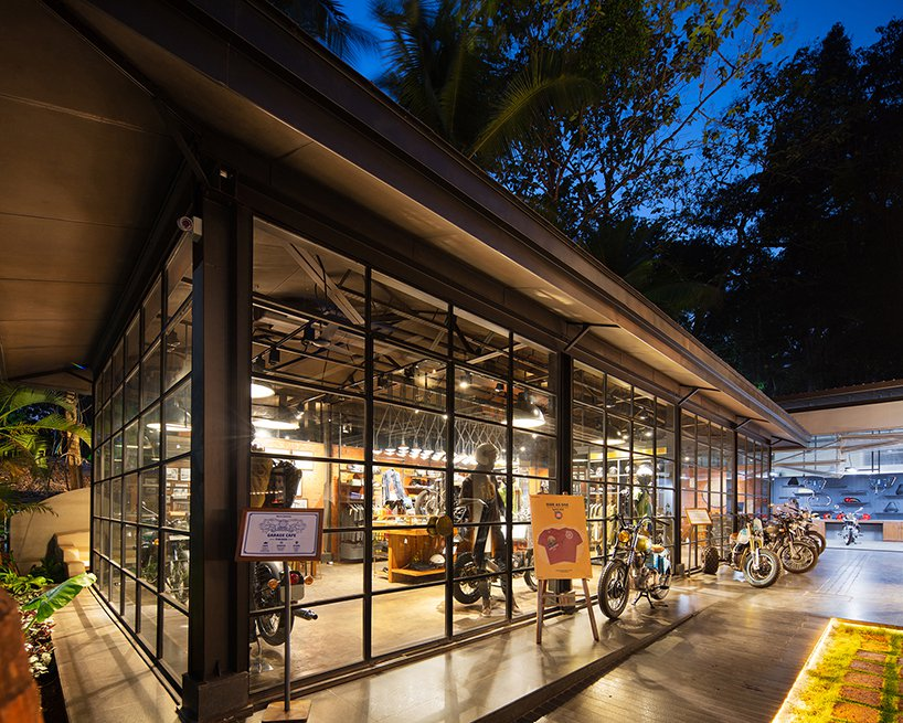 quán cafe garage 10