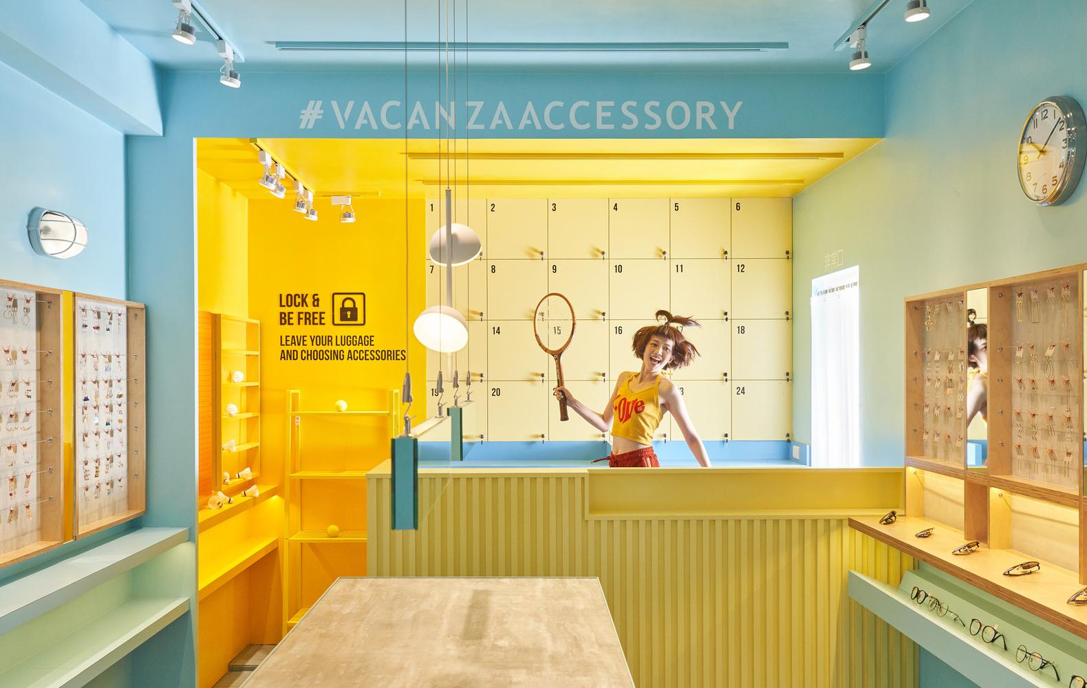 cửa hàng VANCANZA 8