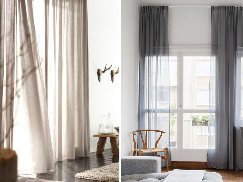 4 lưu ý quan trọng khi chọn rèm cửa | ED Tips