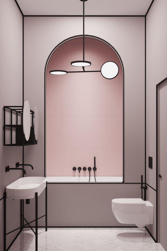 trang trí nhà màu hồng ED TIPS 6