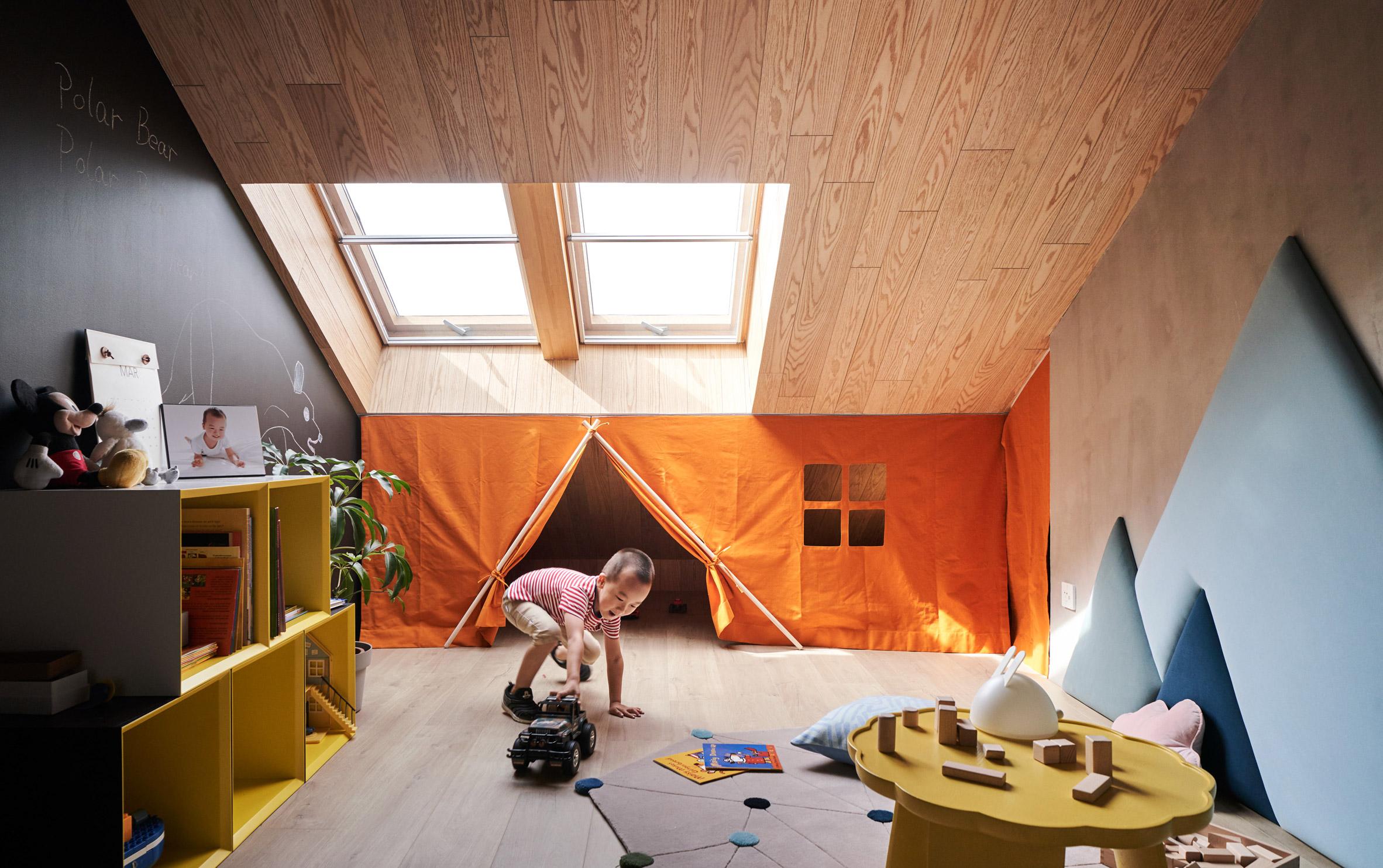 căn hộ cho gia đình trẻ starburst-house-hao-design-interiors-residential-china-beijing-elledecoration vietnam 8
