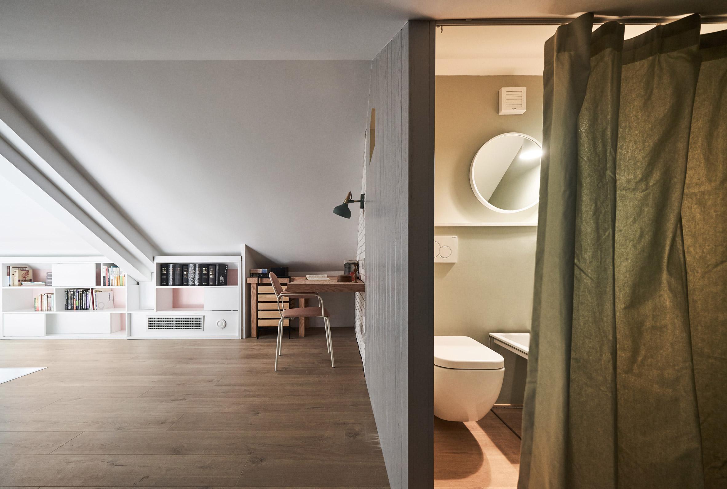 căn hộ cho gia đình trẻ starburst-house-hao-design-interiors-residential-china-beijing-elledecoration vietnam 13