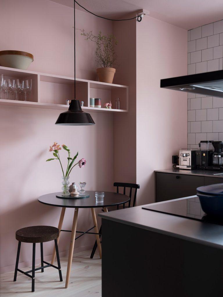 trang trí nhà màu hồng ED TIPS 1