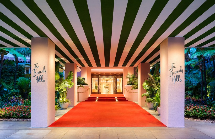 khách sạn Los Angeles 4