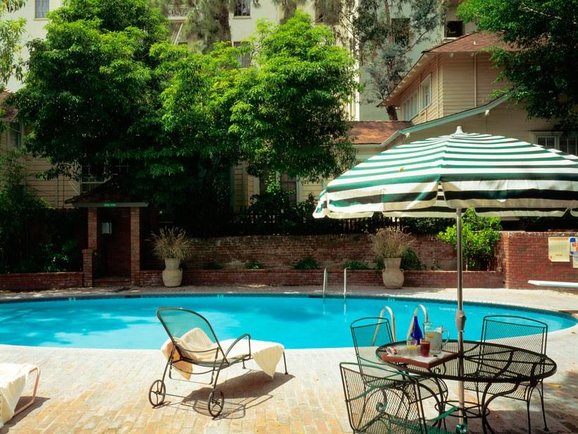 khách sạn Los Angeles 3