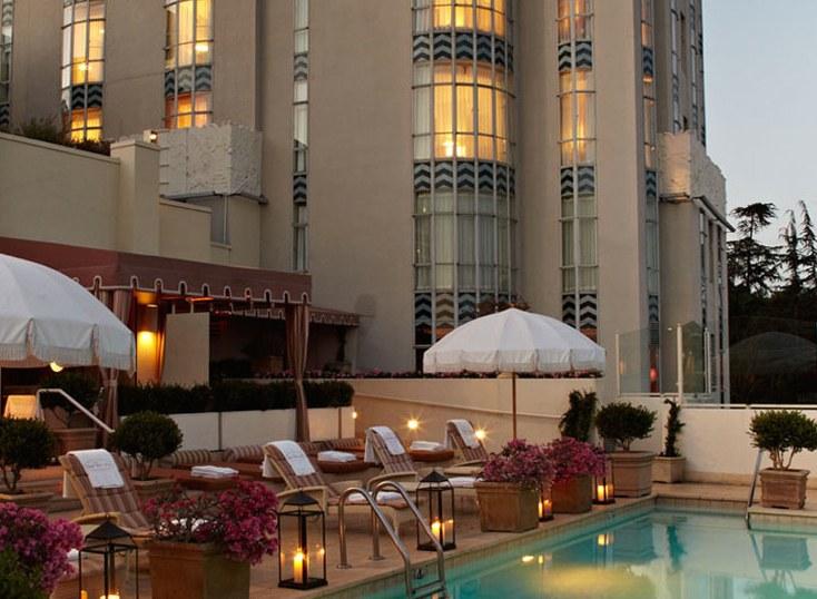 khách sạn Los Angeles 1