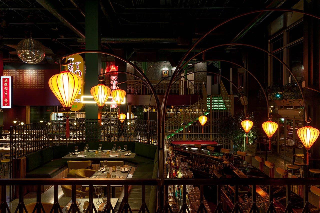 nhà hàng Miss Wong 5