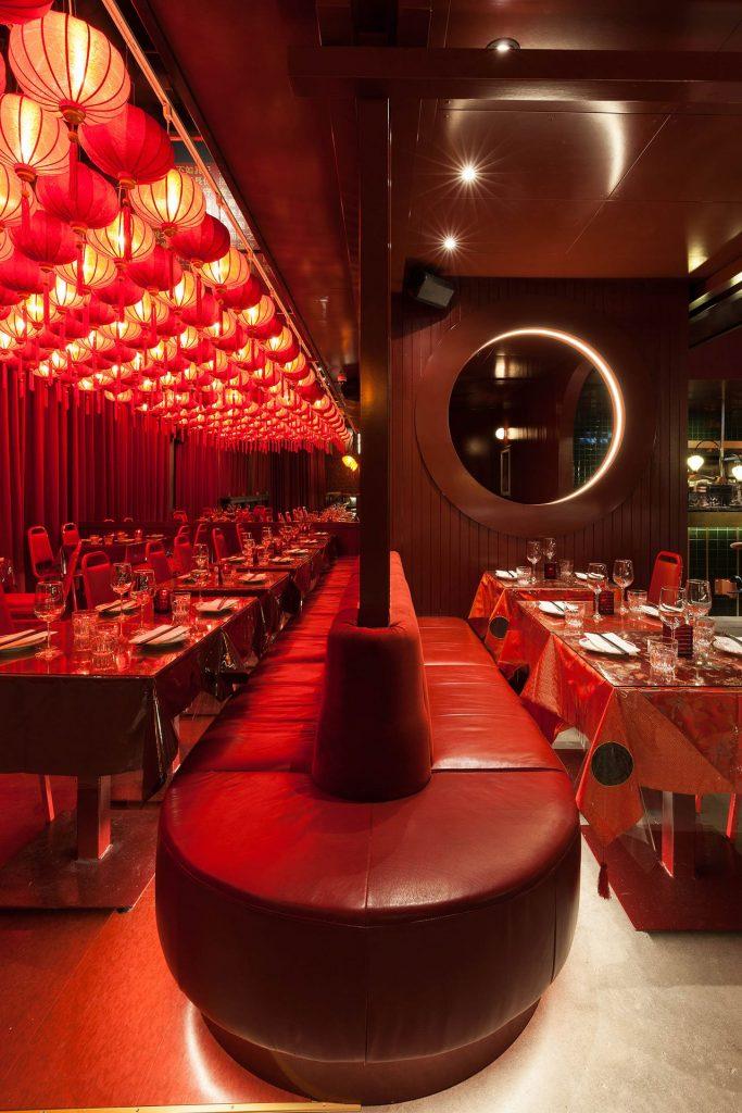 nhà hàng Miss Wong 2
