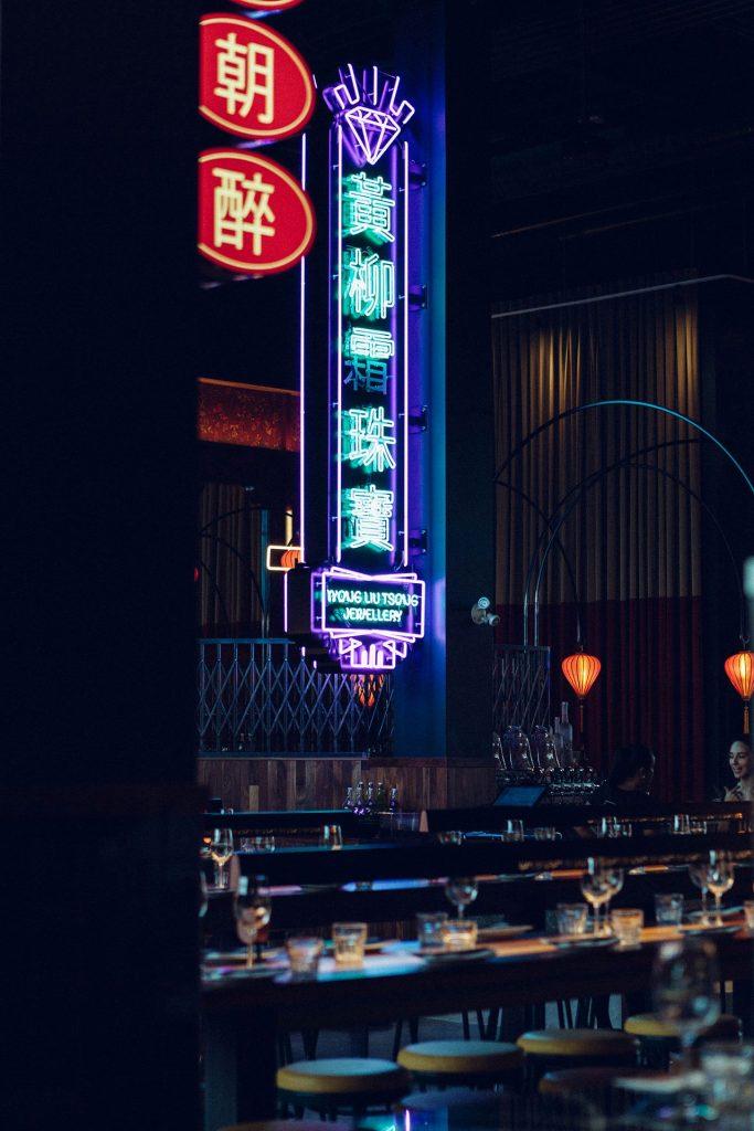 nhà hàng Miss Wong 1