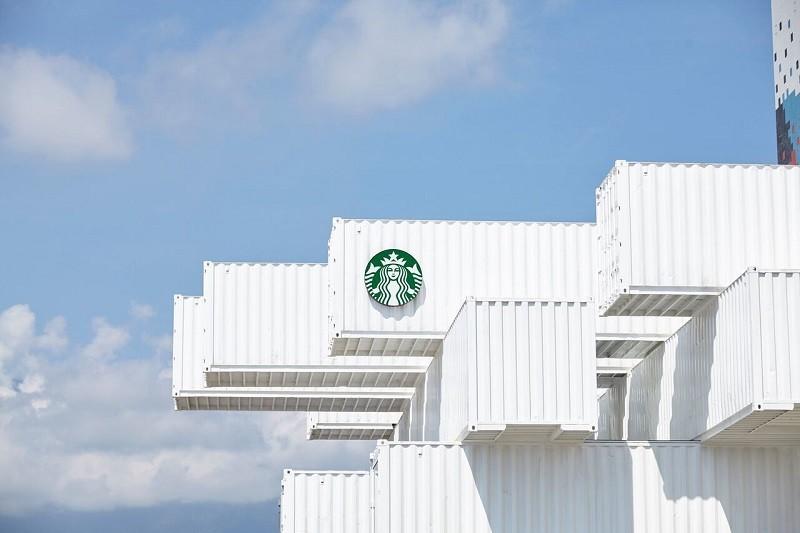Starbucks cafe 3