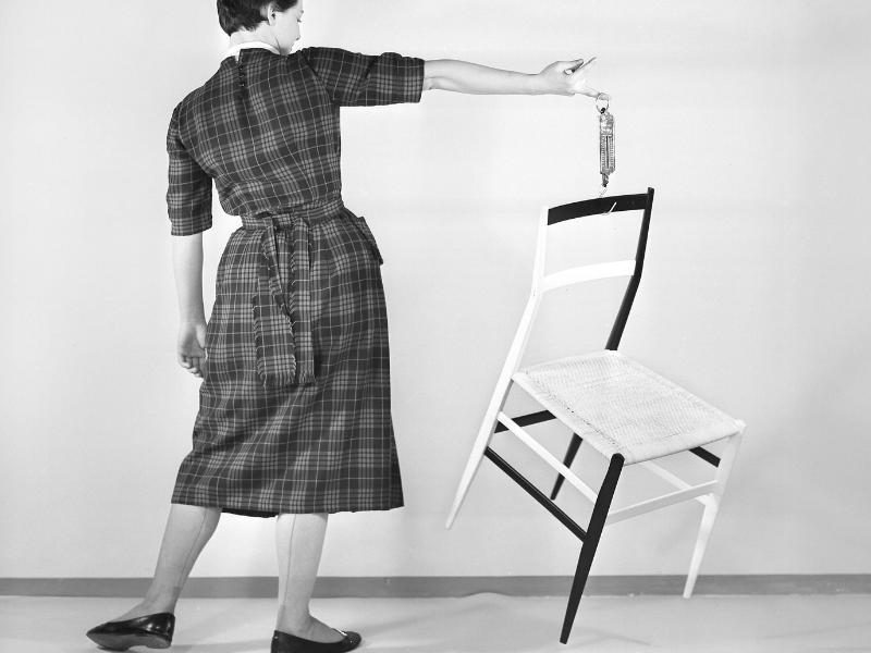 Câu chuyện ra đời thú vị của Superleggera chair - chiếc ghế gỗ nhẹ nhất thế giới