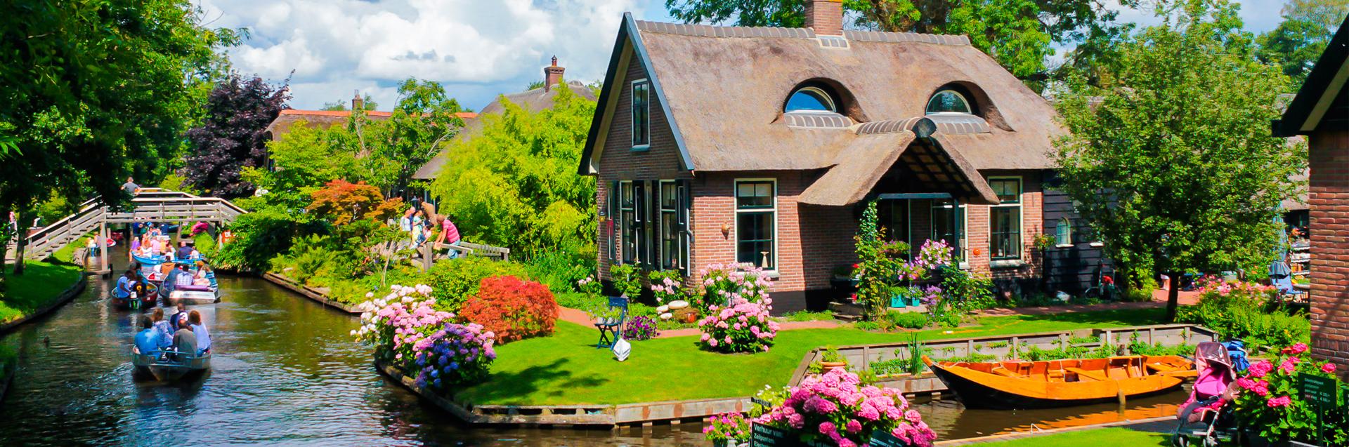 làng Giethoorn 2
