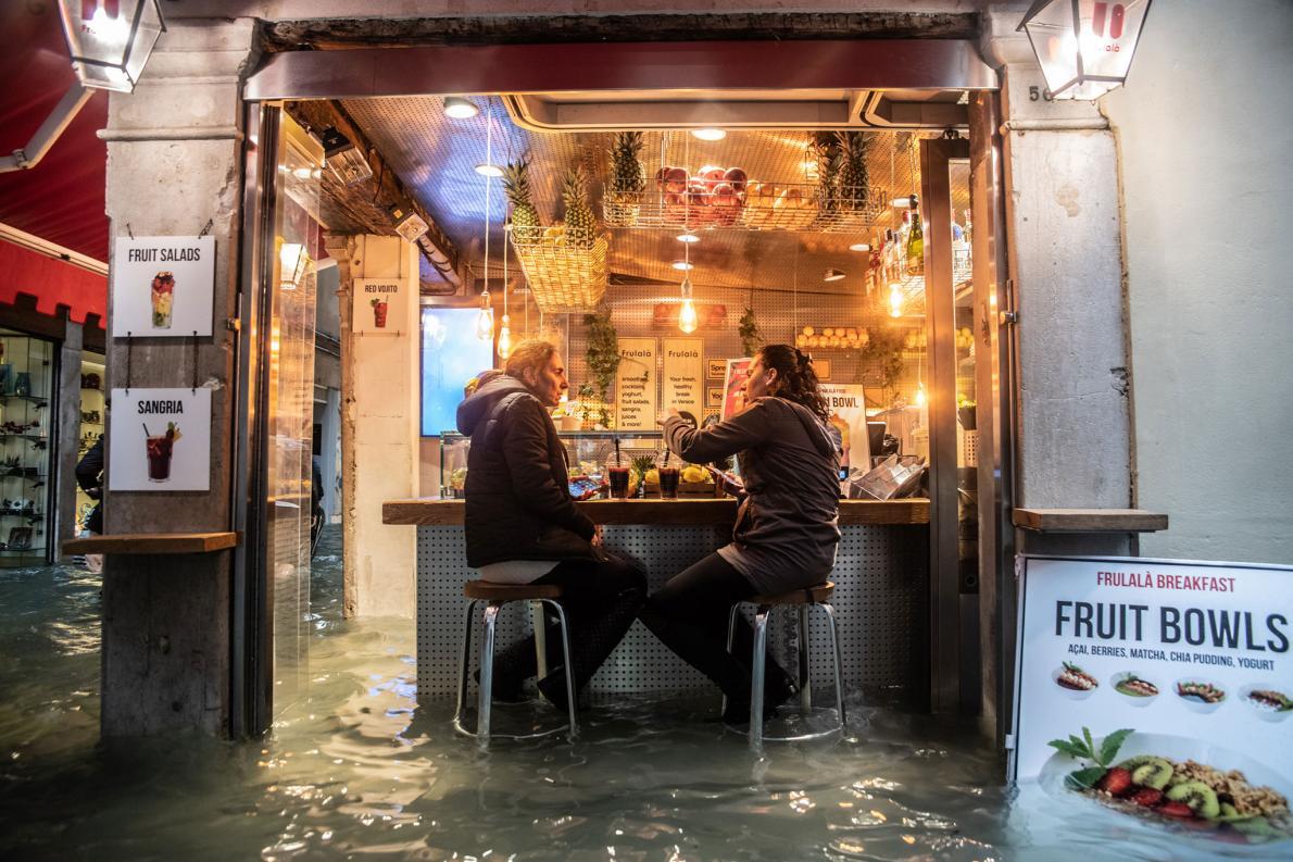 venice ngập lụt elledecoration 5