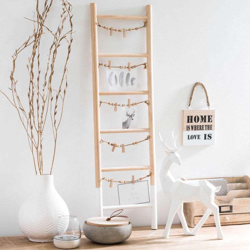 3 thang gỗ phòng khách elledecoration vn
