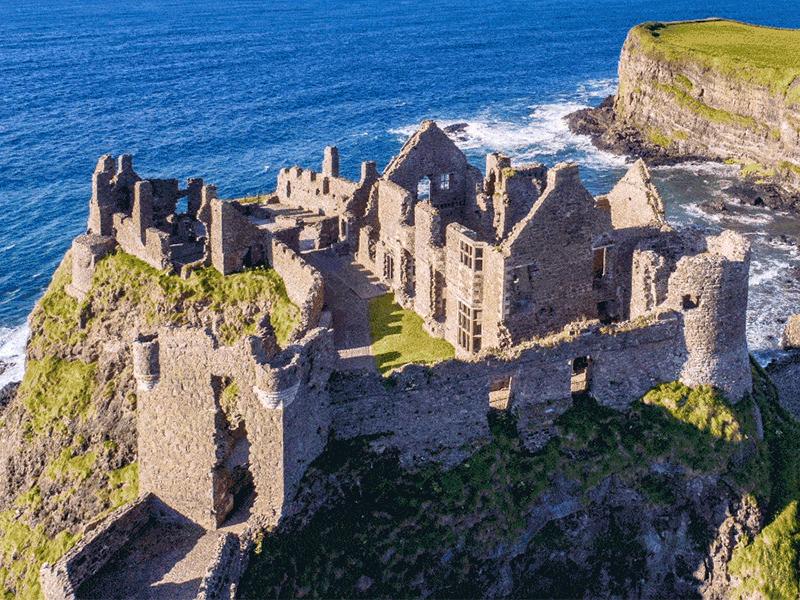 Onward và ý tưởng phục dựng 6 thành cổ tại Vương Quốc Anh