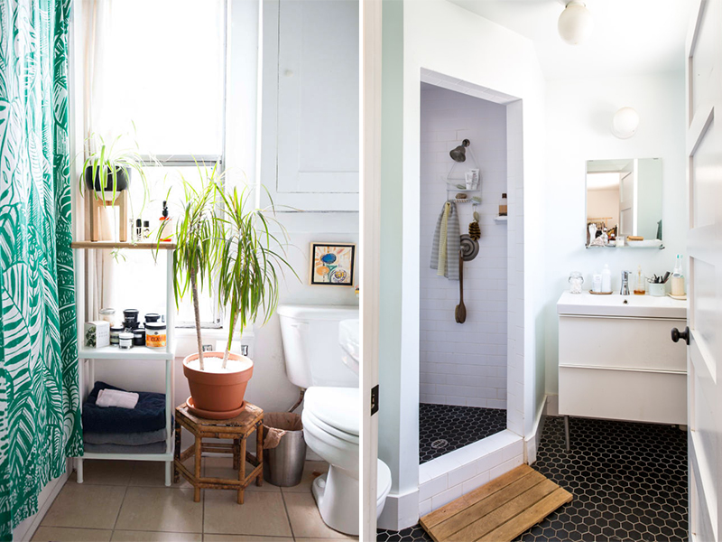 6 cách làm mới phòng tắm mà không cần cải tạo | ED Tips