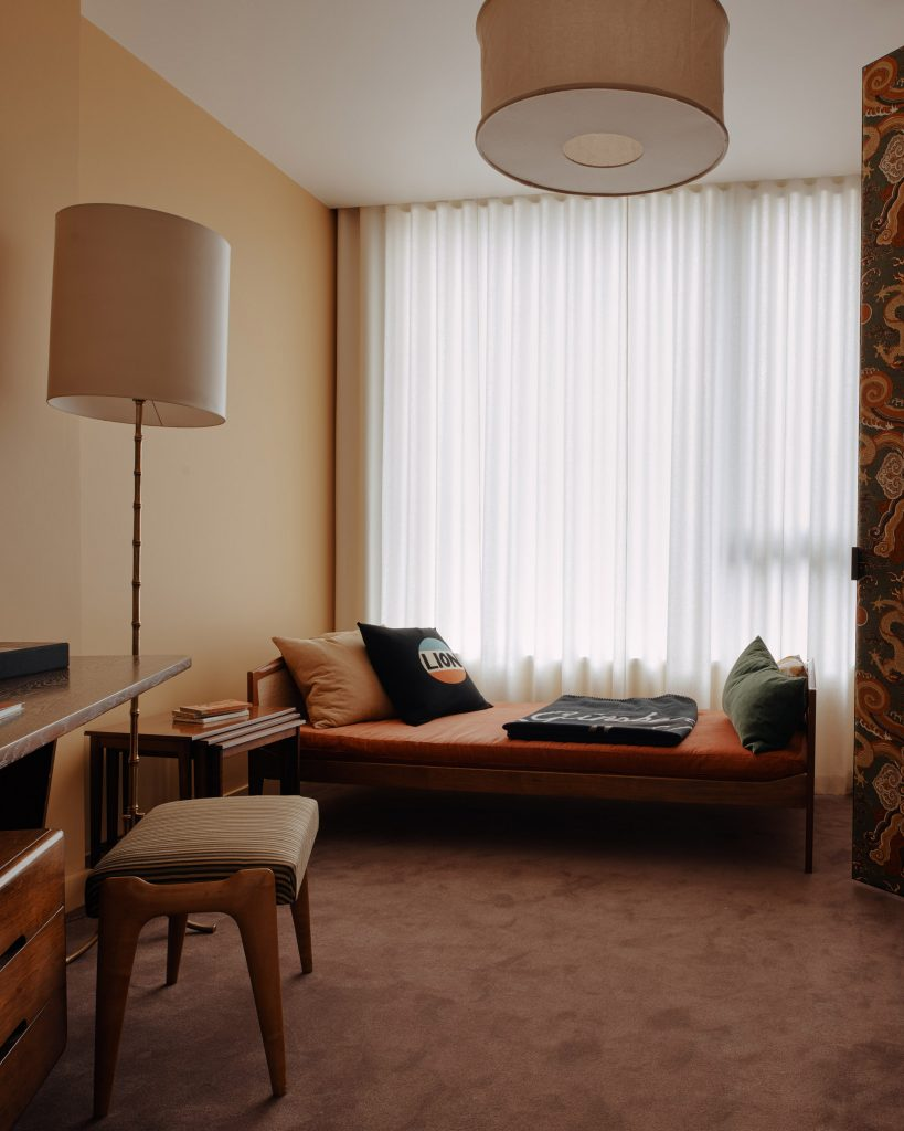 không gian penthouse 9