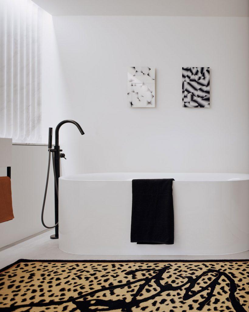 không gian penthouse 8