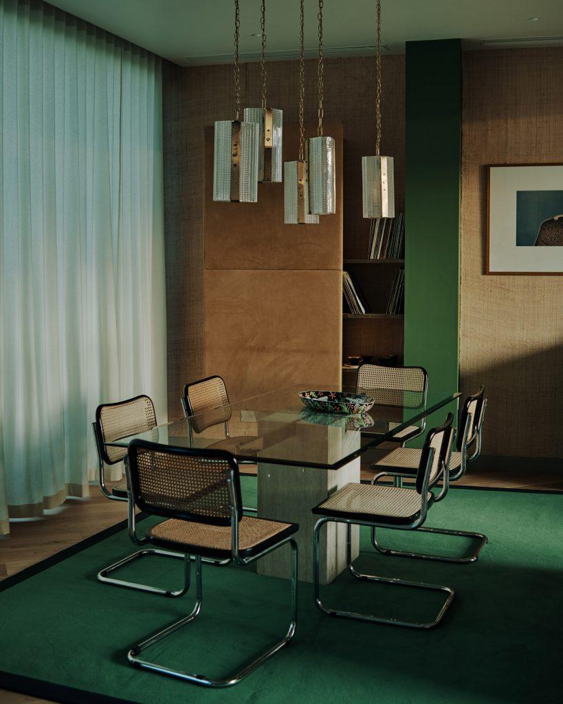 không gian penthouse 4