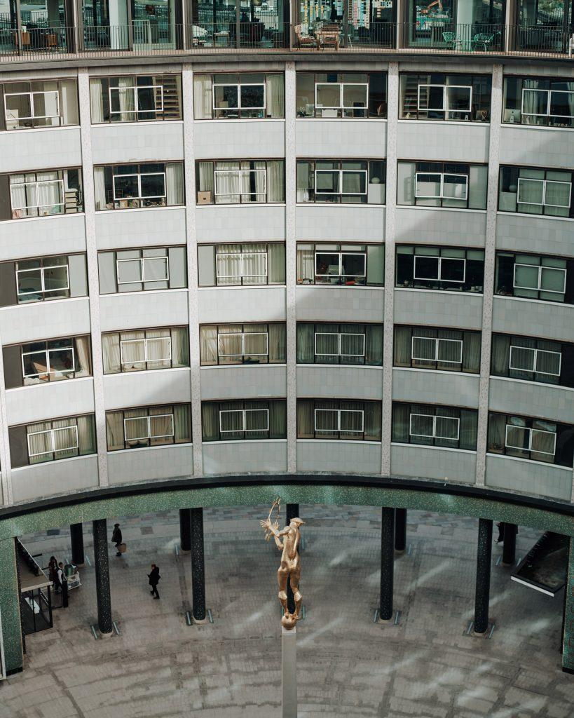 không gian penthouse 1