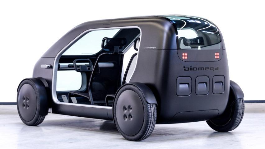 ô tô điện 4