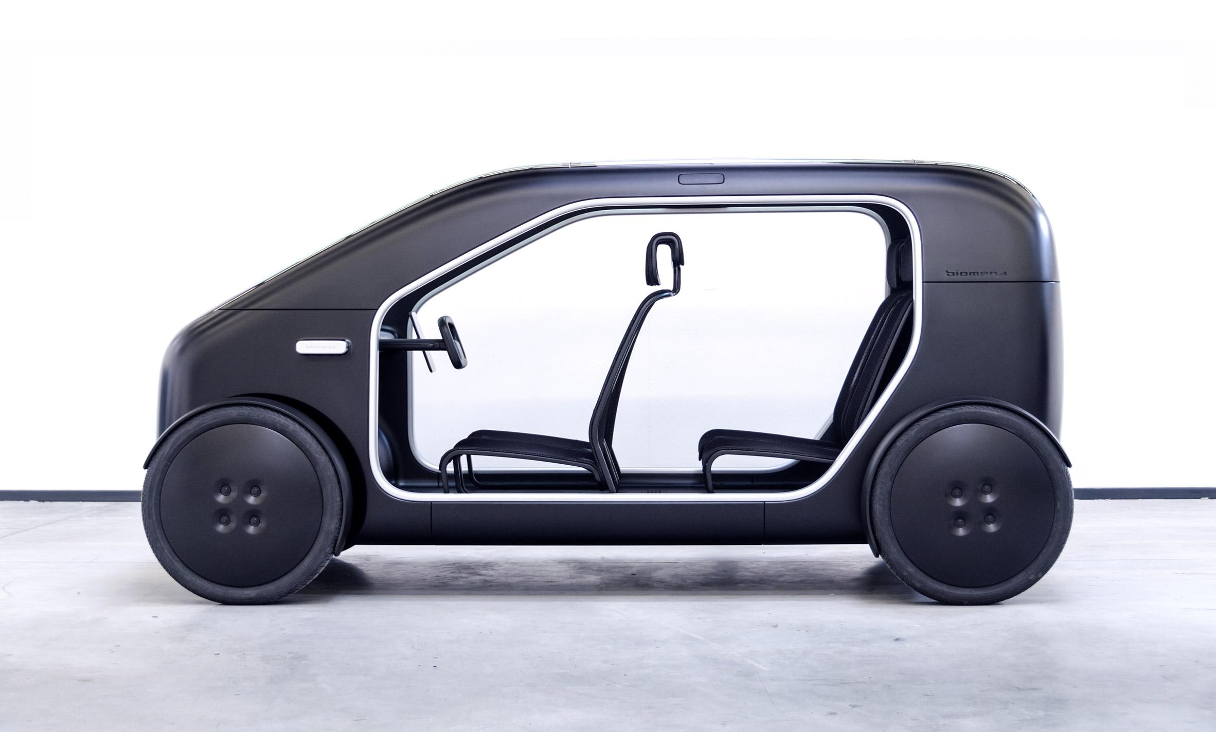 ô tô điện 3