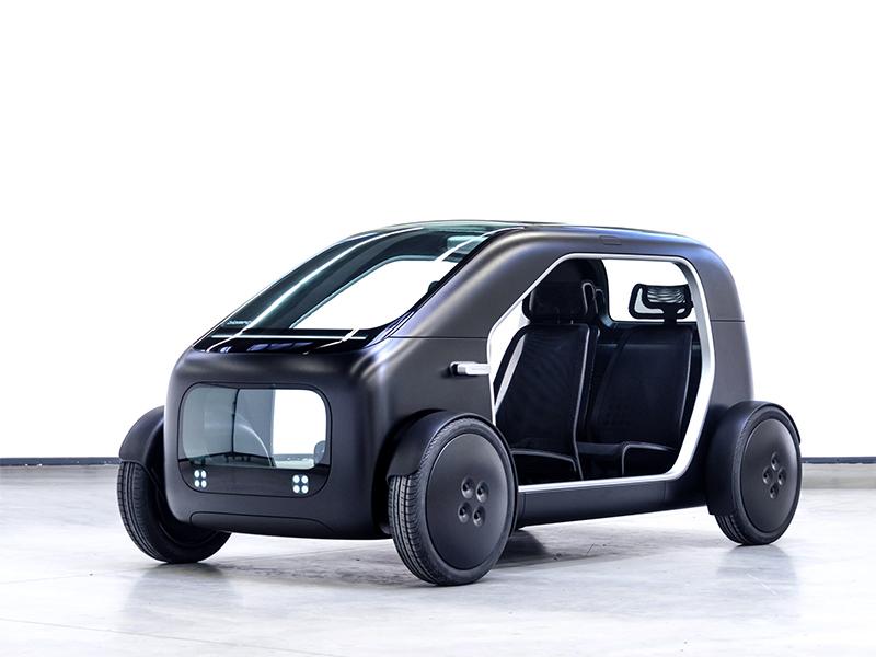 """Biomega và chiếc ô tô điện mang xu hướng """"xanh"""""""