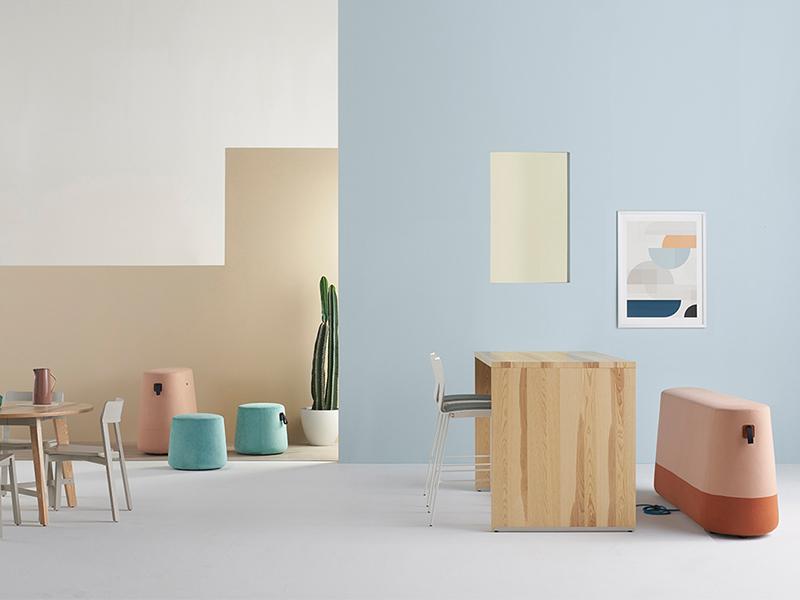 Elemental Collection - Sản phẩm nội thất thay đổi thói quen làm việc