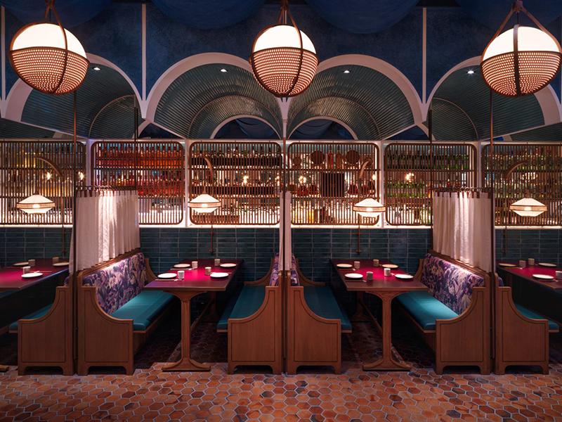 Nhà hàng John Anthony - Cảm hứng từ hoài niệm