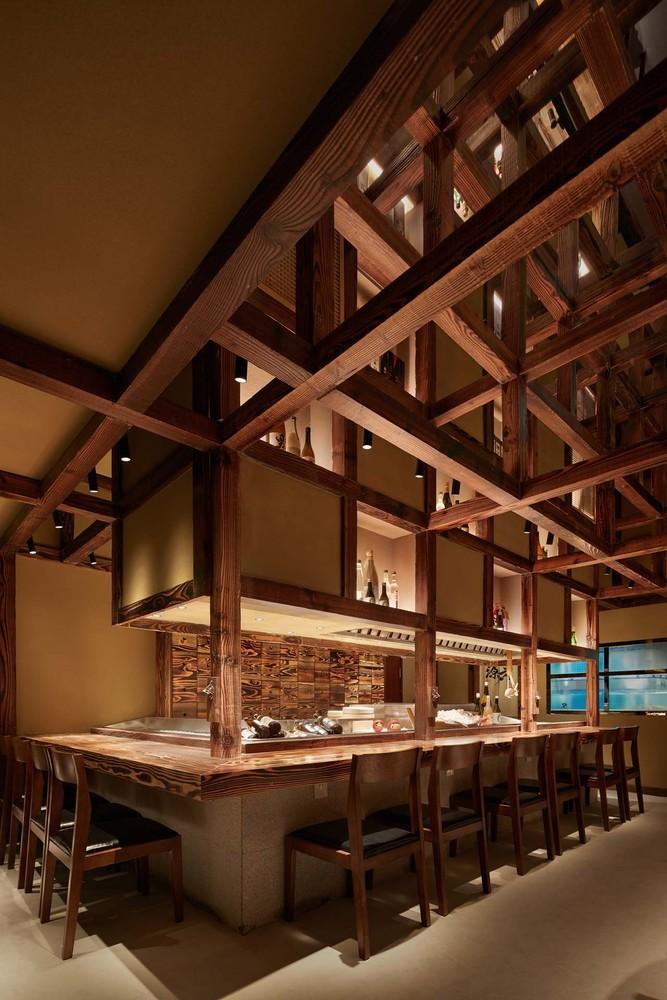 nhà hàng Nhật Bản 6