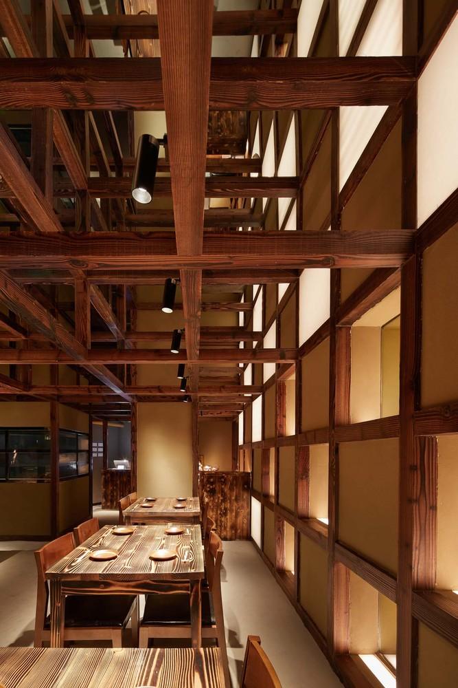 nhà hàng Nhật Bản 5