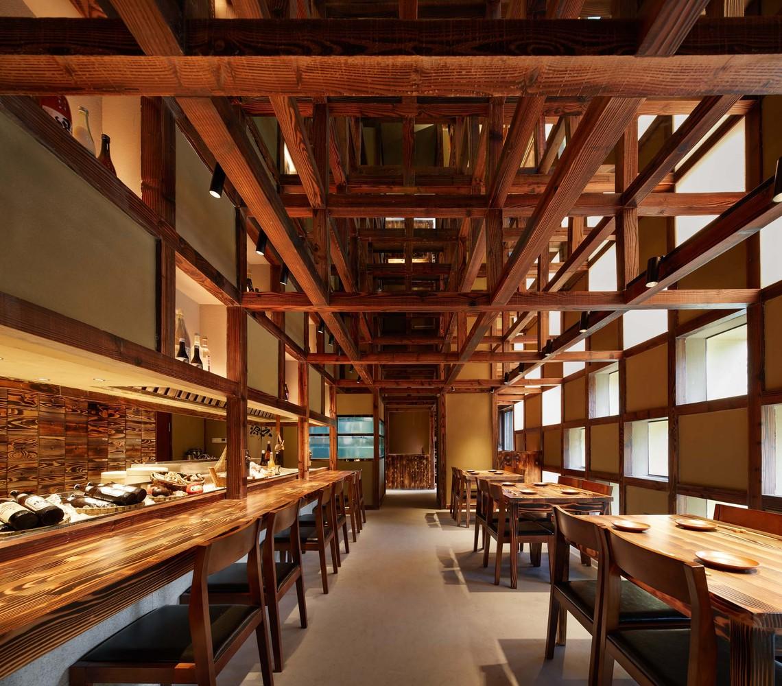 nhà hàng Nhật Bản 4