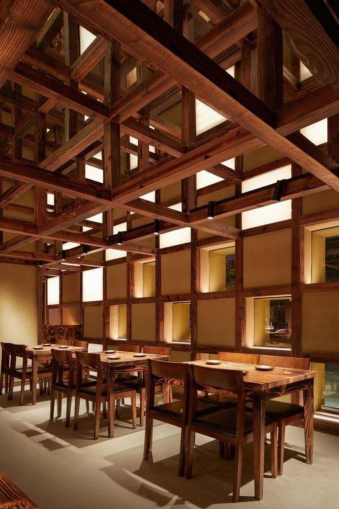 nhà hàng Nhật Bản 7