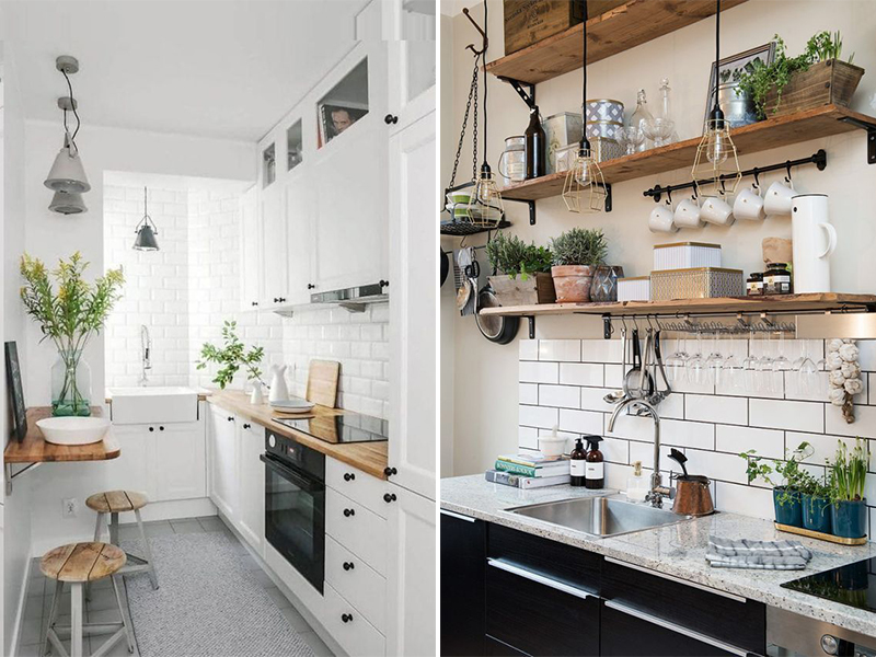 7 giải pháp nâng cấp bếp không cần cải tạo   ED Tips