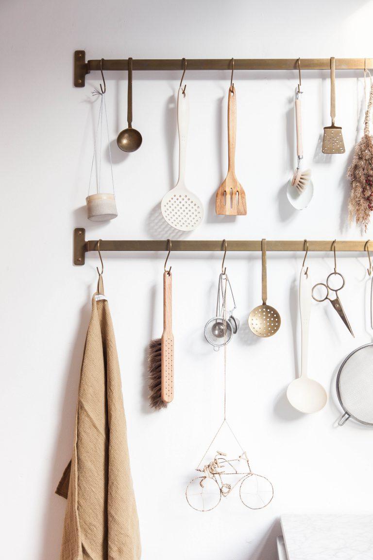 8 giải pháp lưu trữ cho bếp 8