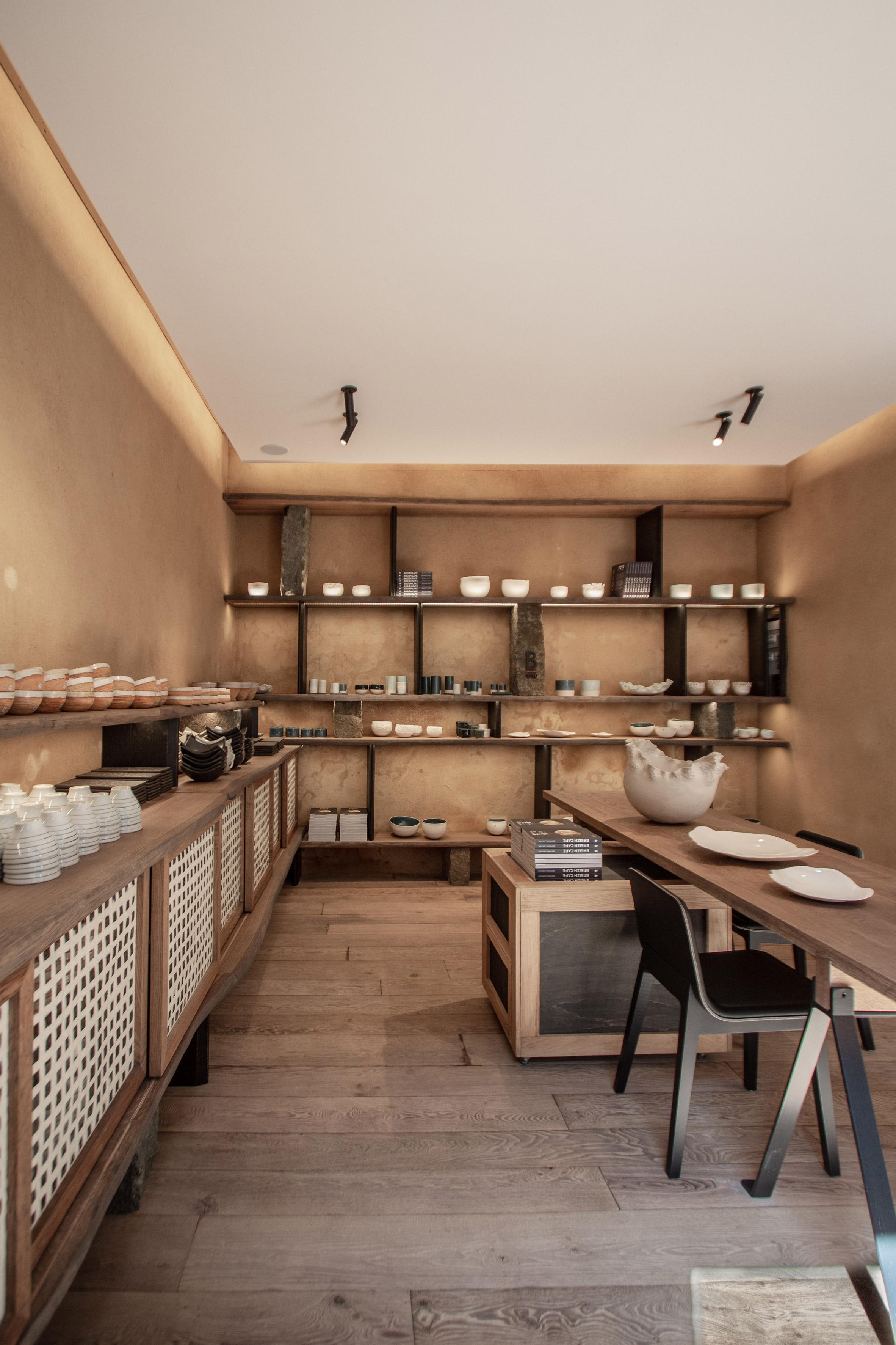 cửa hàng gốm sứ Guilaume Terver-elledecoration vn 11