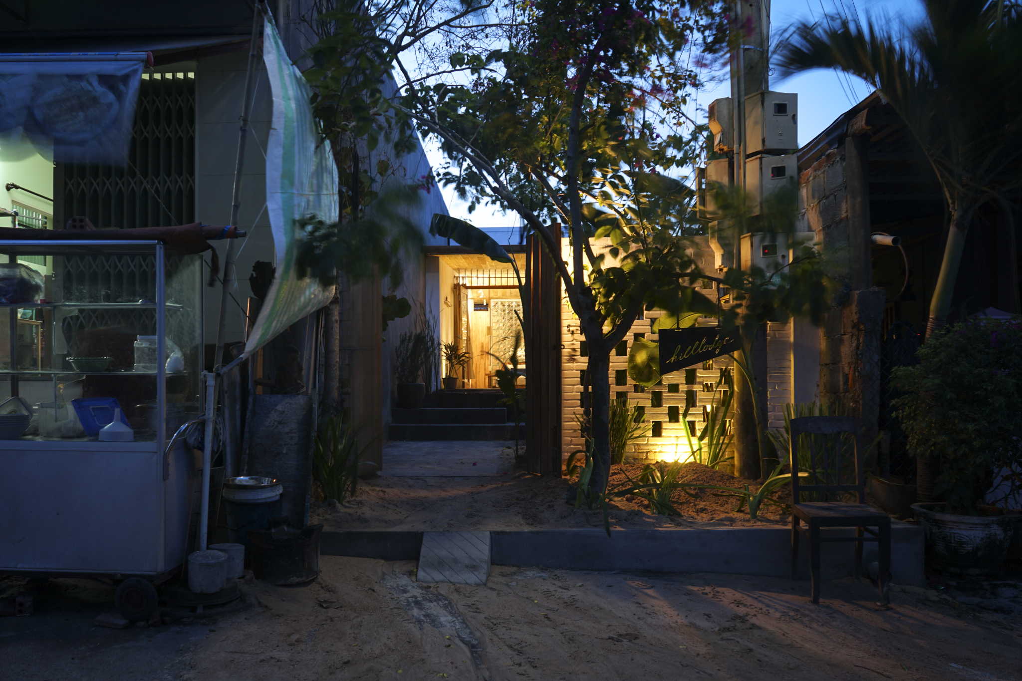 homestay hausspace-hilllodge 1