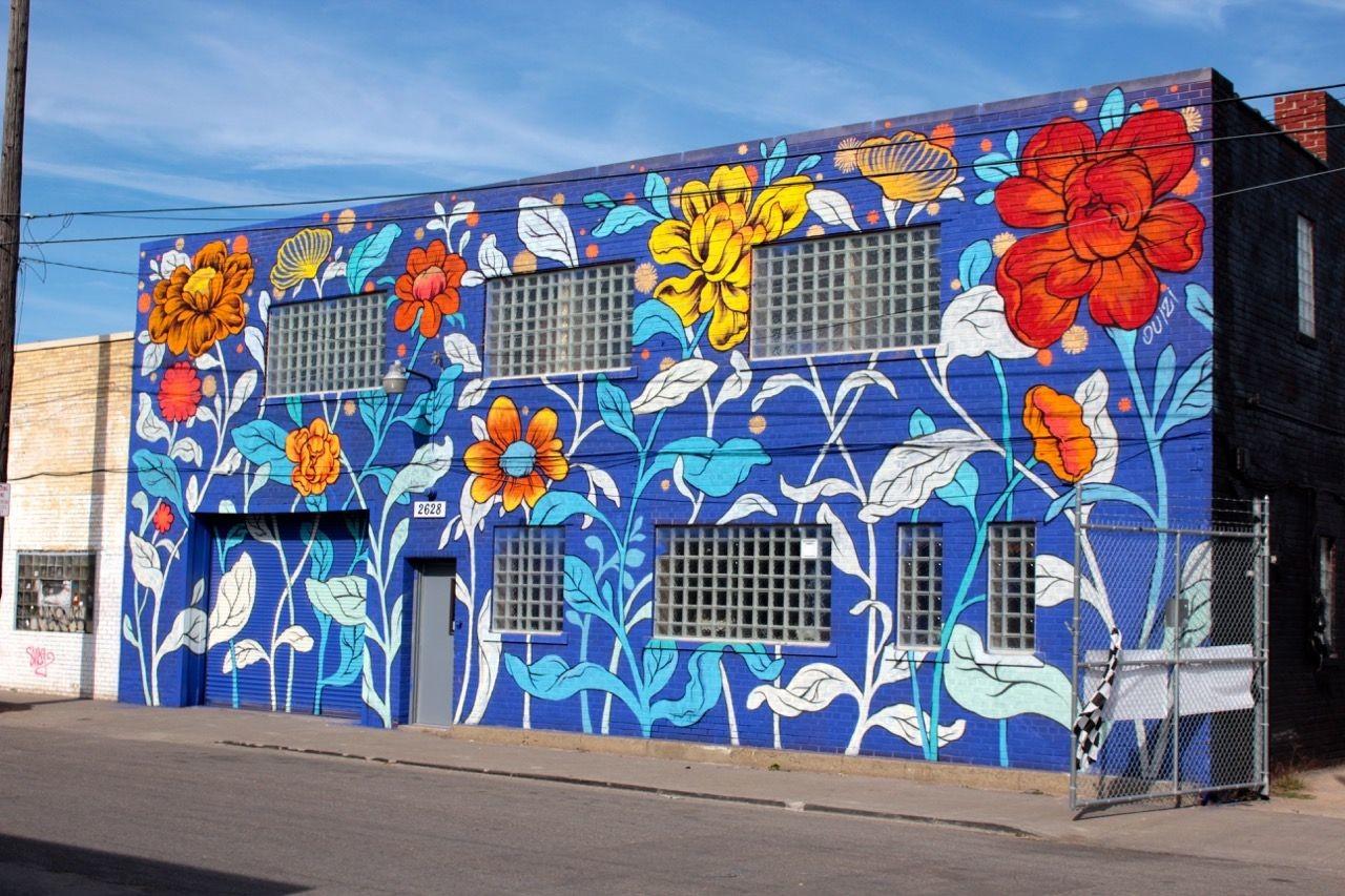 tranh tường Ouizi 11