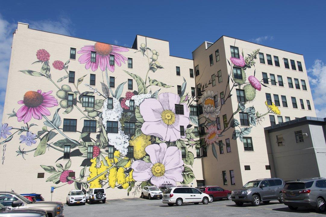 tranh tường Ouizi 7
