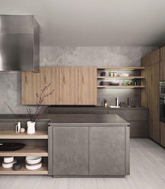 không gian bếp 5