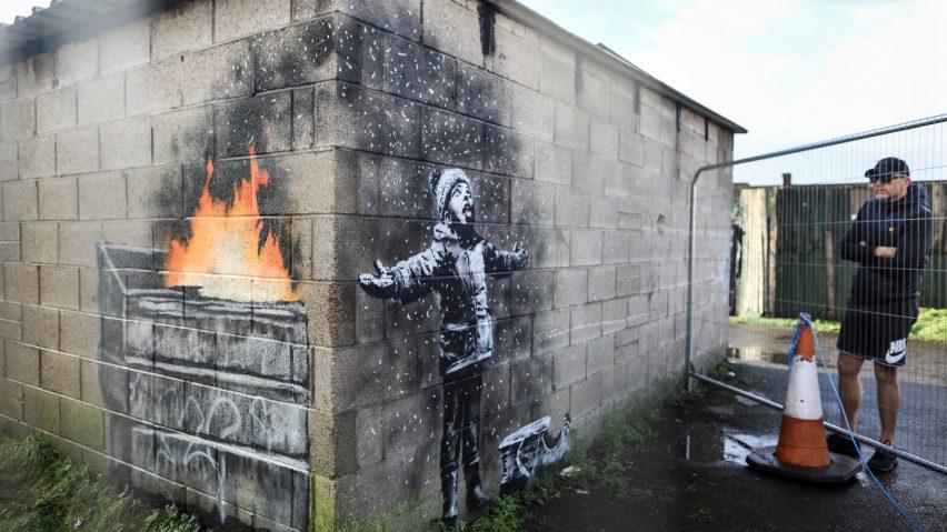 nghệ sĩ Banksy 2