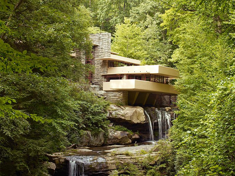 Những công trình được để cử vào Danh sách Di sản Thế giới của KTS Frank Lloyd Wright
