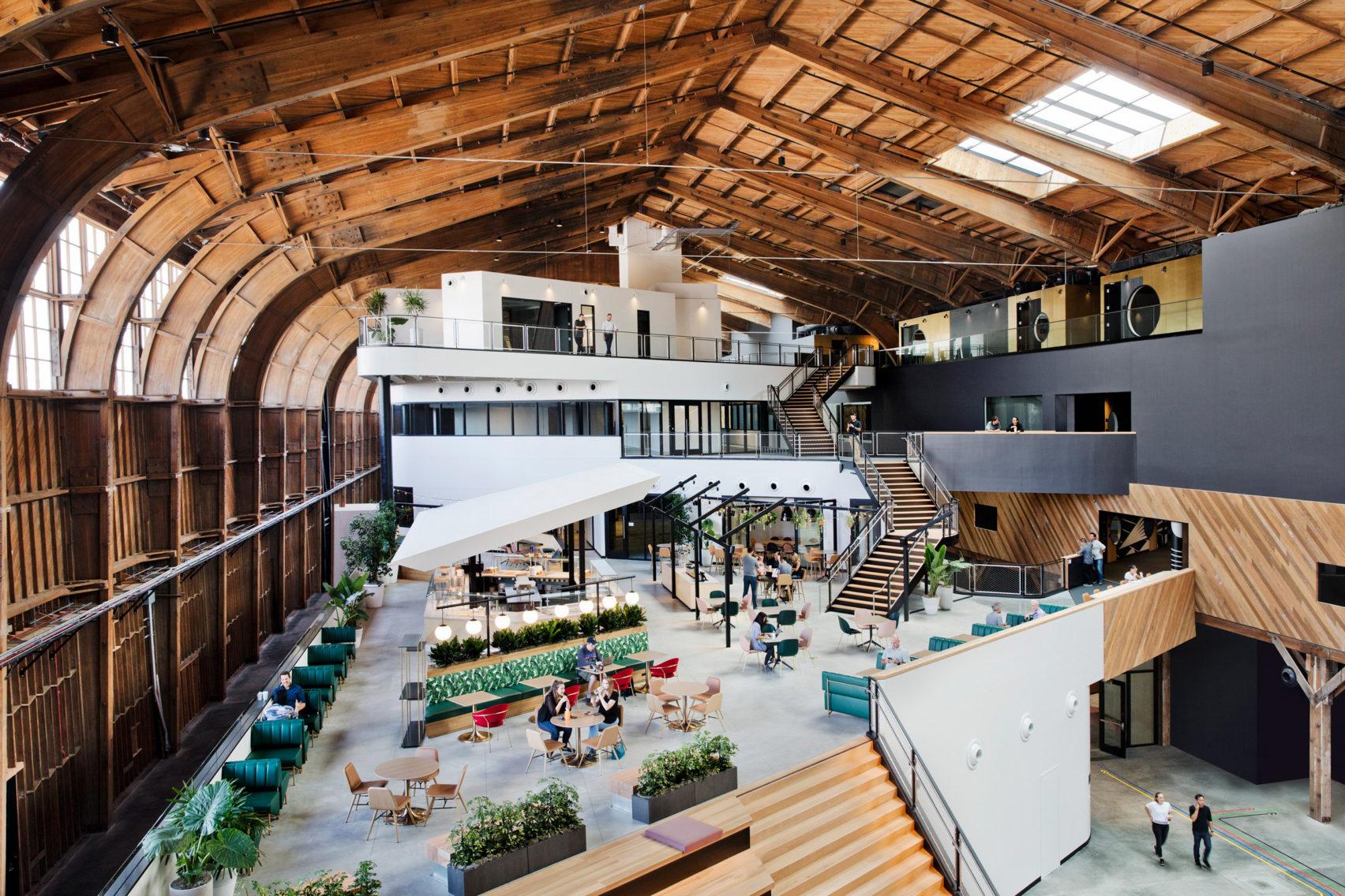 văn phòng Google 5
