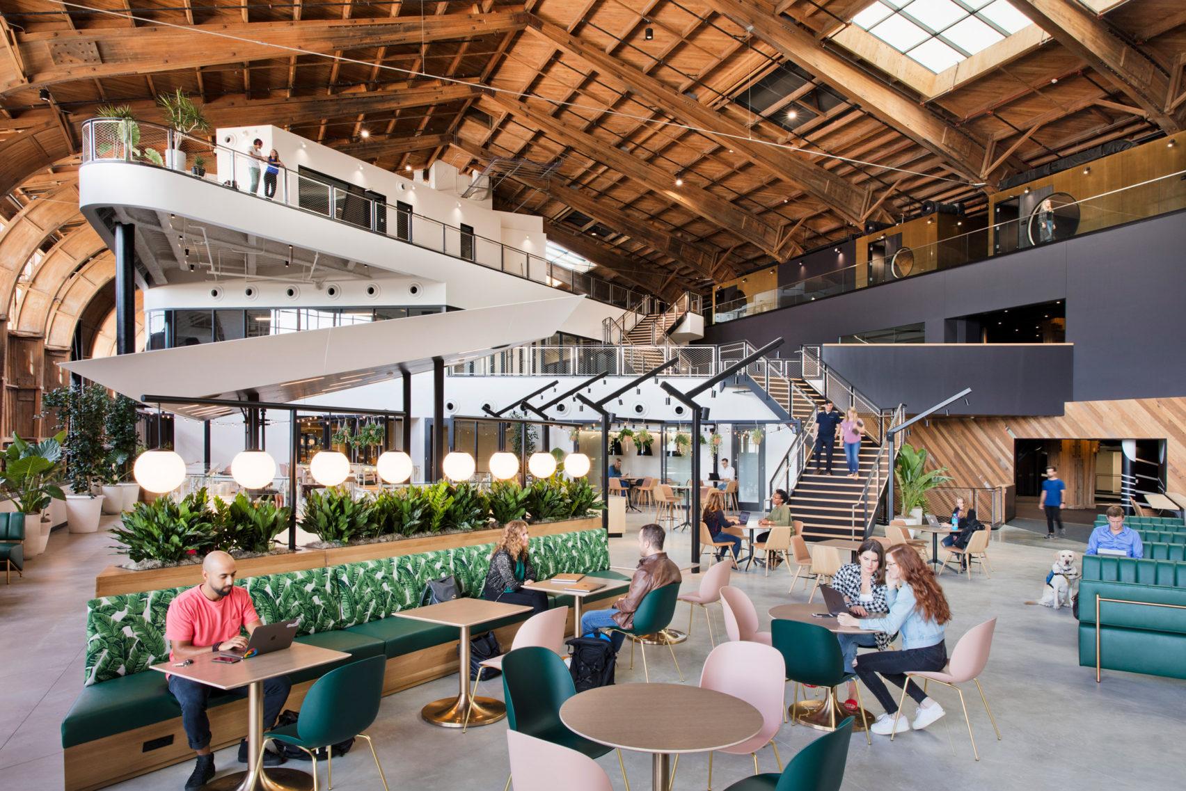 văn phòng Google 4