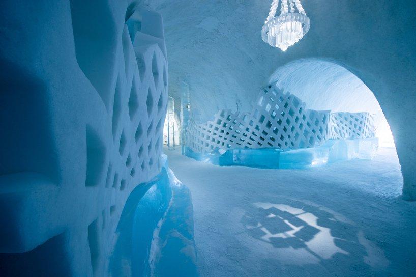 khách sạn ICEHOTEL 1