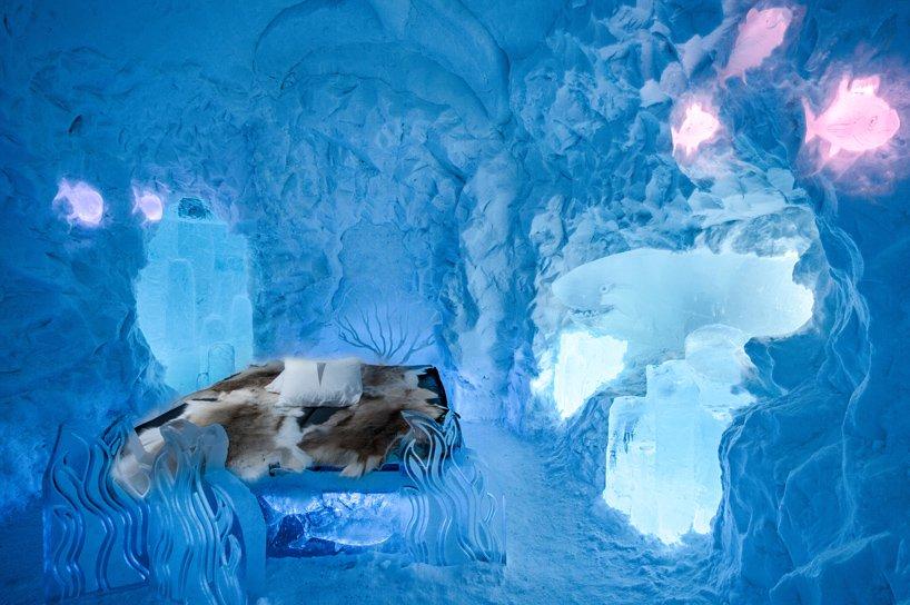 khách sạn ICEHOTEL 3