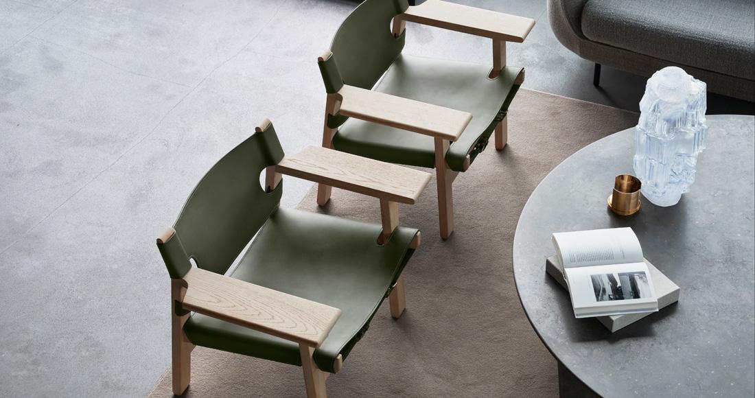 Spanish Chair-Børge Mogensen-Fredericia special edition elledecoration vn 2