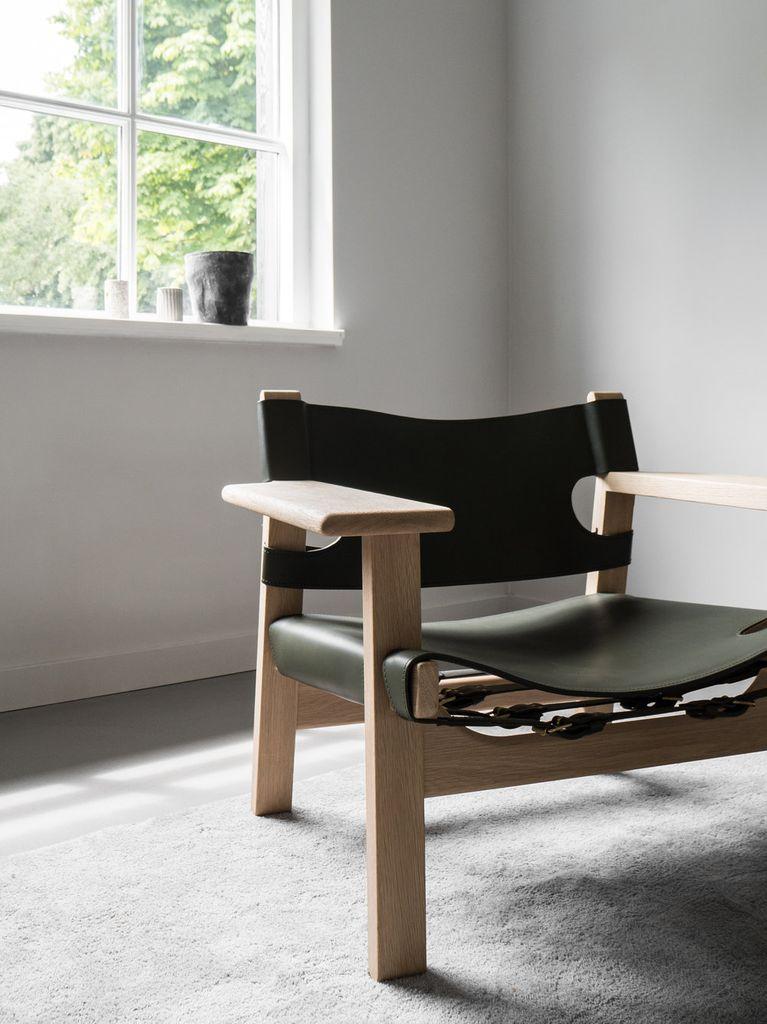Spanish Chair-Børge Mogensen-Fredericia special edition elledecoration vn 5